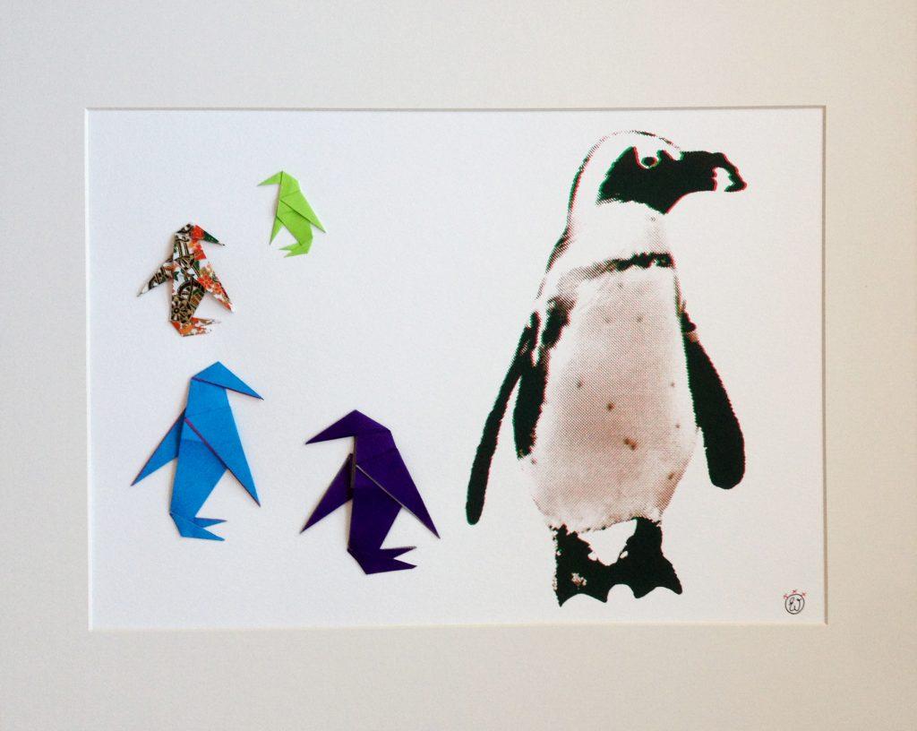 De vijfde pinguïn