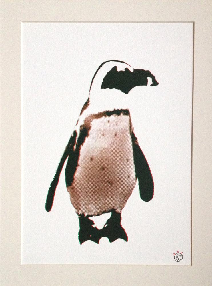 De anonieme pinguïn